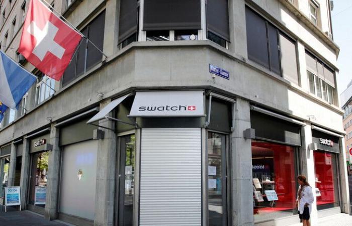 صناعة الساعات السويسرية تضررت بسبب كورونا