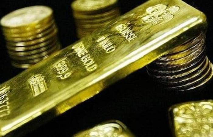 """ارتفاع سعر الذهب وسط مخاوف ركود في """"الاقتصاد العالمي"""""""