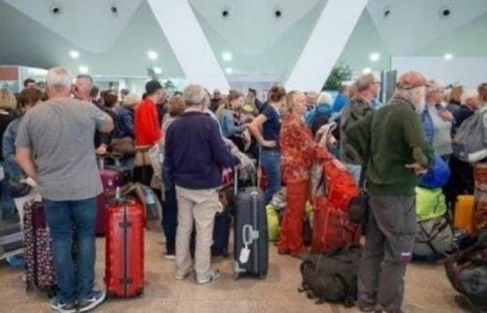 آلاف الفرنسيين عالقون في دول المغرب العربي