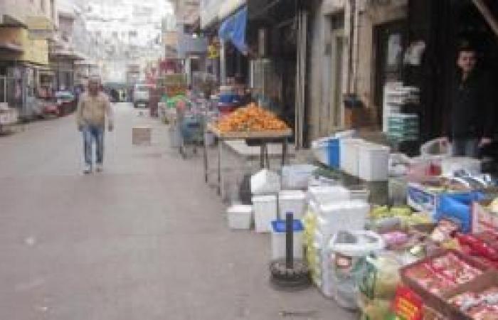 فلسطين | نابلس: إغلاق 126 محلاً تجارياً لعدم الالتزام بحالة الطوارئ