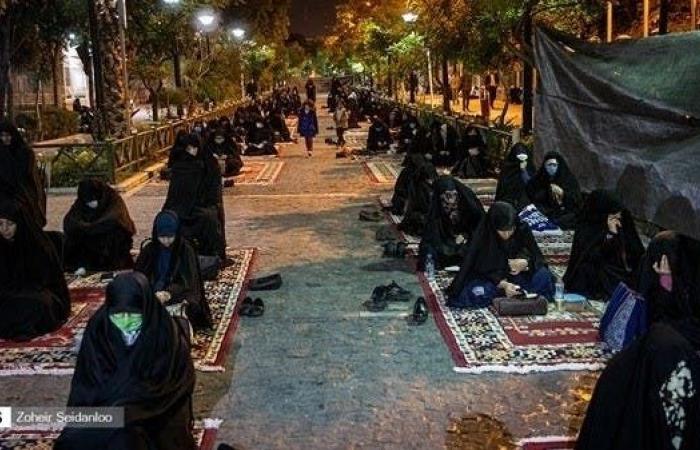إيران | رغم ذروة كورونا.. طهران و400 مدينة تشهد مراسم عزاء الإمام علي