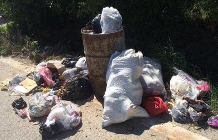 النفايات تضرب النبطية وقراها