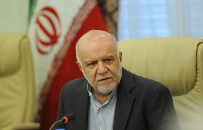 وزير النفط الايراني: كورونا لم یعطل انتاج النفط