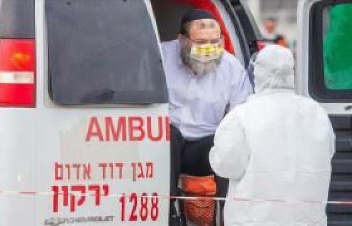 فلسطين | ارتفاع الوفيات بكورونا في إسرائيل الى 264 حالة