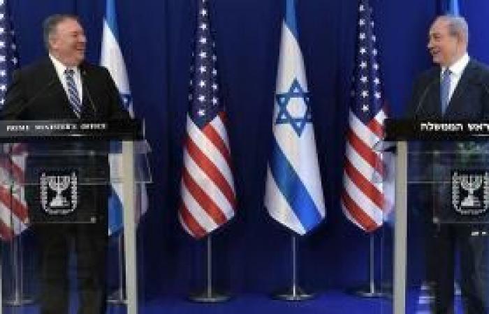فلسطين   نتنياهو يلتقي بومبيو ويتحدثان عن وجود فرصة للسلام وسط تجاهل لقضية الضم