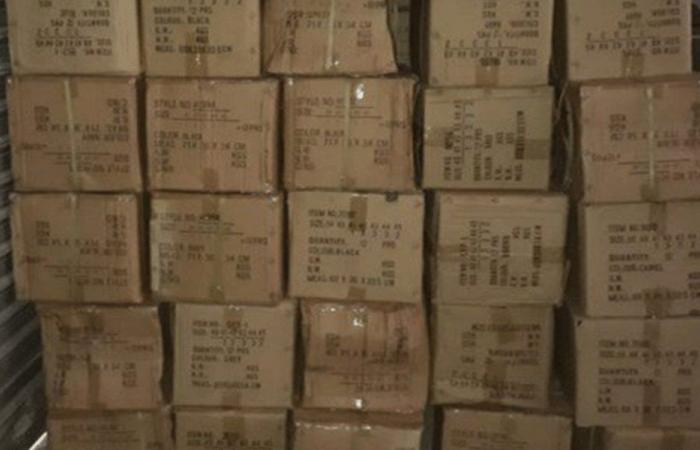 توزيع حصص غذائية في طرابلس