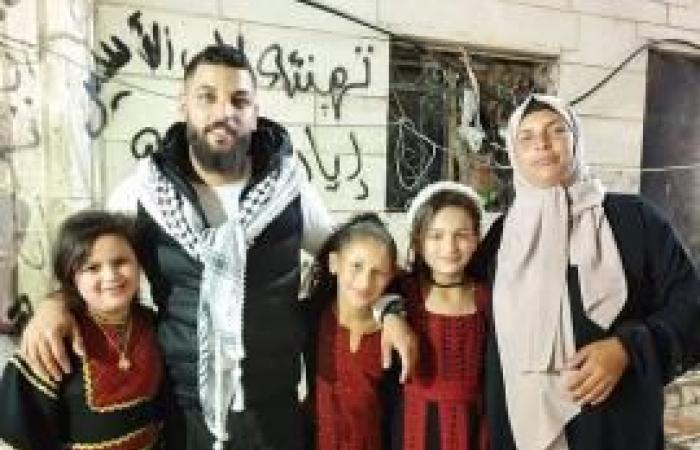 فلسطين | الإفراج عن محمد طقاطقة بعد 5 سنوات في سجون الاحتلال
