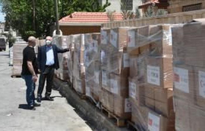فلسطين   غزة: الإعلان عن وصول مساعدات تركية لمواجهة كورونا