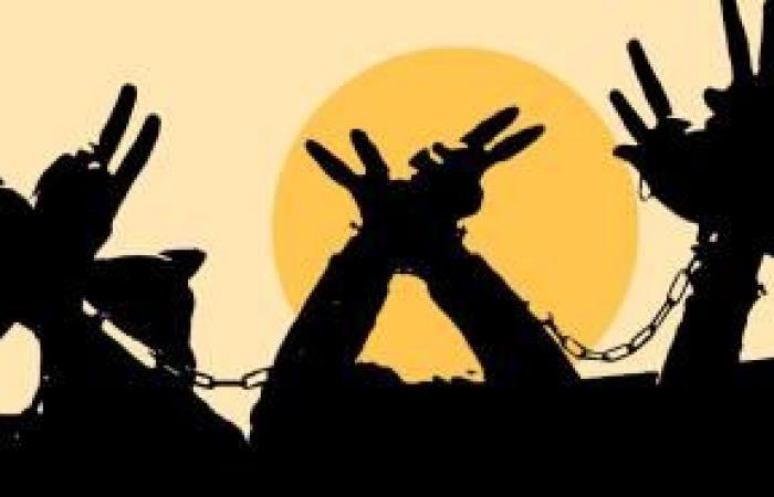 فلسطين   المعتقل سامي جنازرة مضرب عن الطعام لليوم الرابع