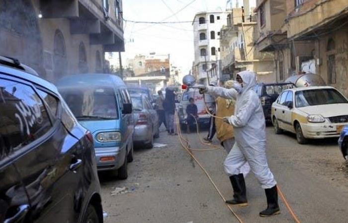اليمن   ميليشيا الحوثي تلزم اليمنيين بدفع تكاليف تعقيم الشوارع