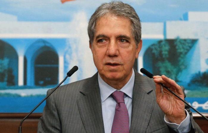 وزني: لبنان مستعد لتعويم الليرة بعد تلقي الدعم الخارجي