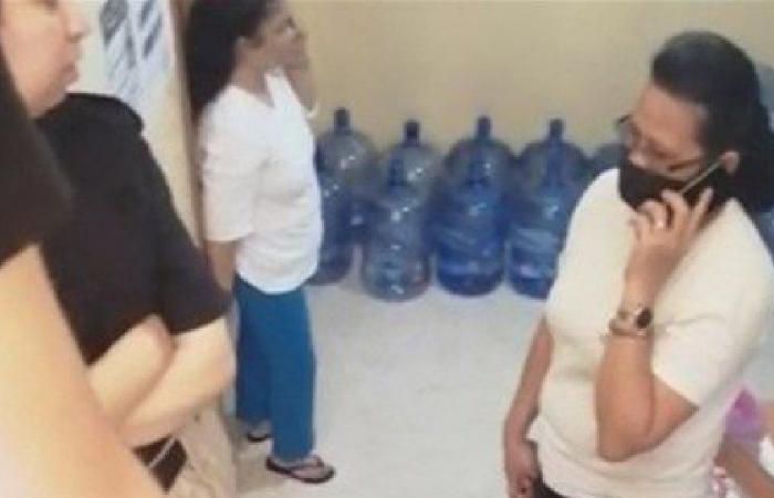 بالفيديو: احتجاز عاملات في السفارة الفلبينية