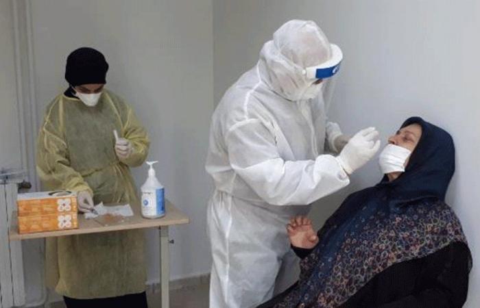وزارة الصحة أجرت 100 فحص PCR في مجدلون وبدنايل