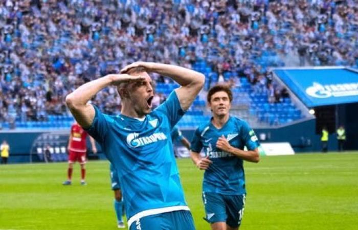 استئناف الدوري الروسي في 21 يونيو