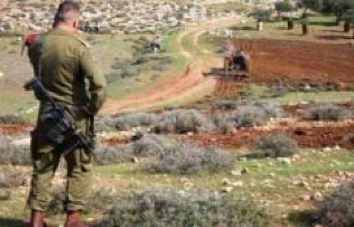 فلسطين   الاستيلاء على عشرات الدونمات لتوسعة مستوطنة قرب جنين