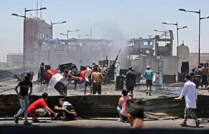 العراق   العراق: أولوية حكومة الكاظمي حصر السلاح بيد الدولة