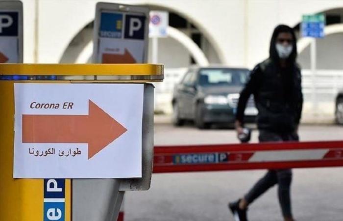 """891 إصابة بـ""""كورونا"""" و246 حالة شفاء في لبنان"""