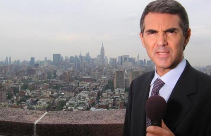 وفاة الإعلامي الايطالي ساندرو بيتروني بعد صراع مع المرض