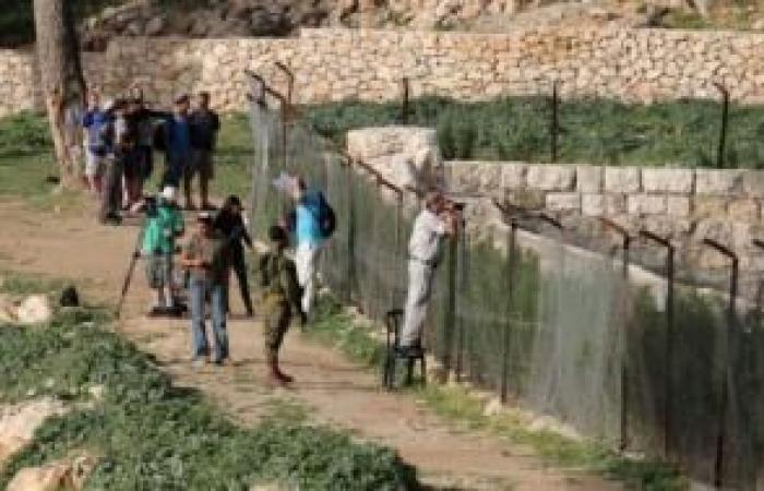 فلسطين   مستوطنون يقتحمون تقوع شرق بيت لحم