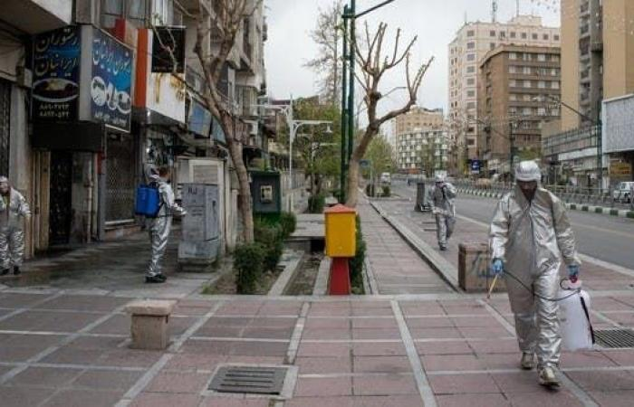 إيران | إيران تسجل 2102 إصابة جديدة بكورونا والإجمالي 116635