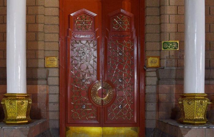 السعودية | صور لأبواب المسجد النبوي.. شواهد على التاريخ