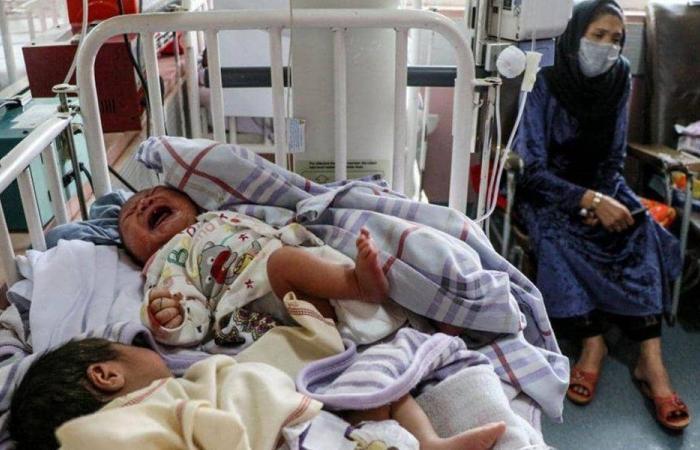 أفغانية ترضع 20 طفلا بعد مقتل أمهاتهم