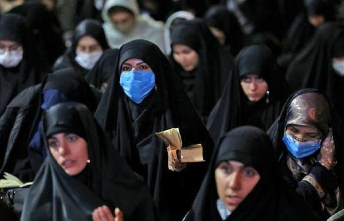 إيران | إيران.. 1757 إصابة جديدة بكورونا والإجمالي 118392