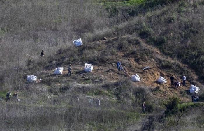 لا أثار للكحول أو المخدرات في جثة قائد طائرة كوبي براينت