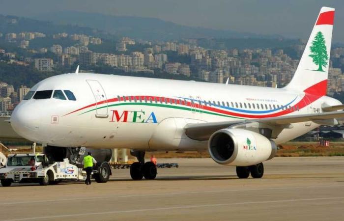 طيران الشرق الاوسط يتابع عملية إجلاء المواطنين من الخارج