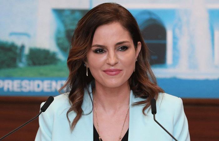 وزيرة الإعلام توضح كلامها حول عقوبة سجن الصحافيين