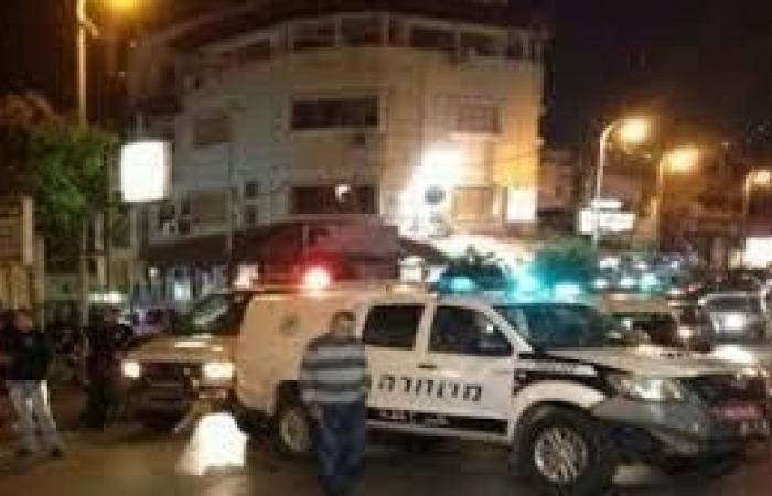 فلسطين | إصابة اثنين من الشرطة الاسرائيلية  بإطلاق نار في الطيرة داخل الخط الأخضر