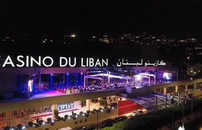 رد موظفي كازينو لبنان على كتاب اصحاب محلات التسلية غير الشرعية