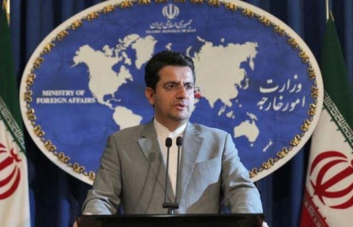 """إيران   """"عقيمة ومكررة"""".. إيران تندد بالعقوبات الأميركية الجديدة"""