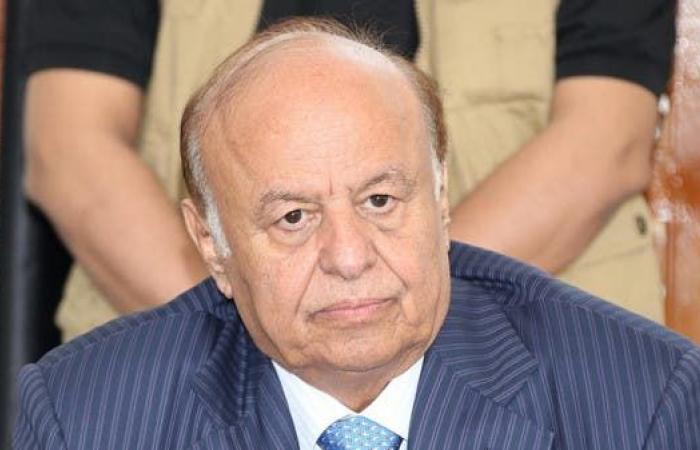 اليمن   هادي: الحوثيون يرفضون السلام ويعتبرون الحرب مشروعا استثماريا
