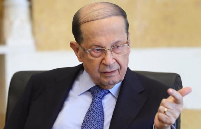عون: لوقف الانتهاكات الاسرائيلية المستمرة للبنان