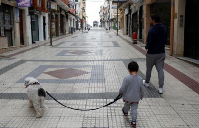 """طفل من كل ستة في إسبانيا عانى من الاكتئاب خلال أزمة """"كورونا"""""""
