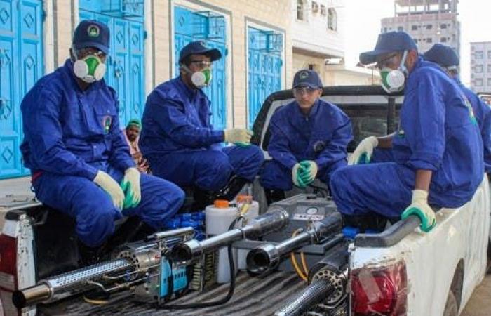 اليمن   193 إصابة بكورونا في اليمن بينها 33 حالة وفاة