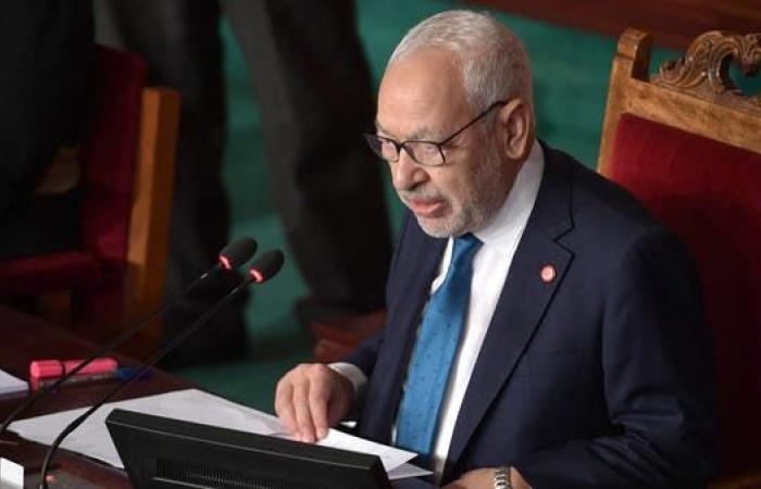 تونس.. جلسة لمساءلة رئيس البرلمان الغنوشي يوم 3 يونيو