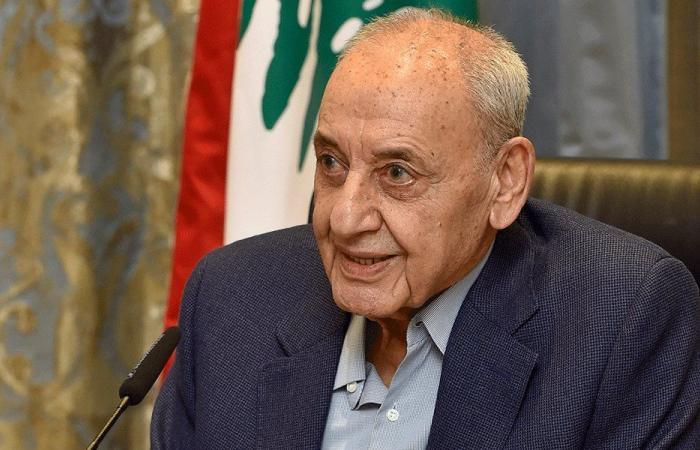 بري: لتحرير لبنان من سلطة الاحتلال الطائفي والمذهبي