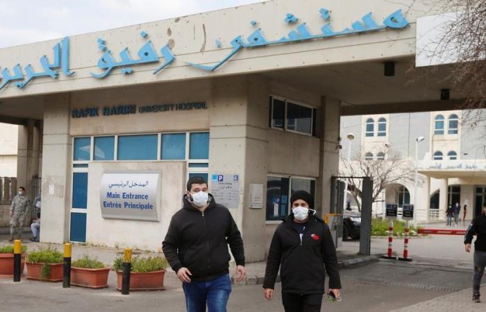 تسجيل 62 إصابة جديدة بكورونافي لبنان