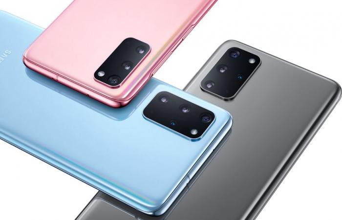 جالكسي S20 بلس يهيمن على سوق هواتف الجيل الخامس في الولايات المتحدة