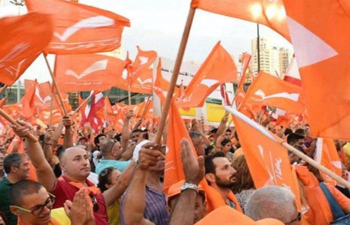 """""""التيار"""" عن """"الحزب"""": يقف متفرجًا أمام ملفات الفساد!"""