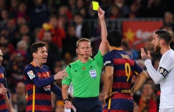 حكم إسباني: 90% من حكام المباريات يشجعون ريال مدريد