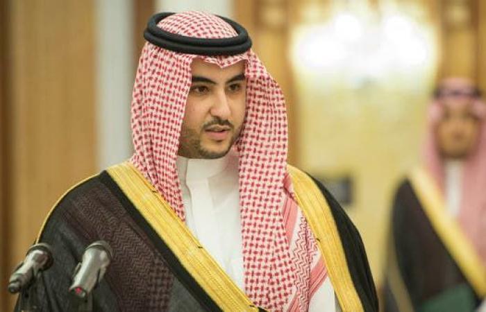 السعودية | خالد بن سلمان: نقف مع العراق لدعمه في مسار التقدم والسلام