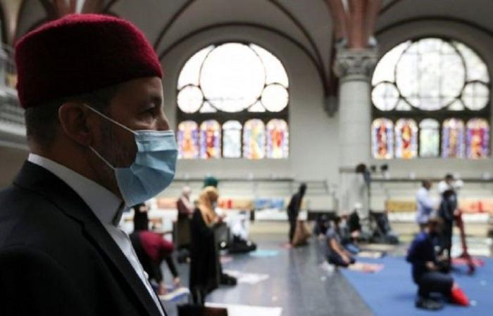 كنيسة ألمانية تستضيف صلاة الجمعة للمسلمين بسبب الوباء