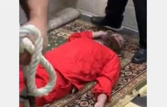 مصر | شاهد بالفيديو.. اللقطات الحقيقية لإعدام الإرهابي هشام عشماوي