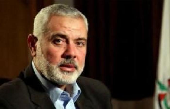 فلسطين   هنية: لن نعقد أي صفقة أسرى إلا حينما نطمئن إلى الثمن