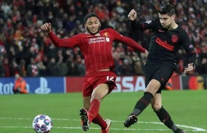 دراسة بريطانية: مباراة ليفربول وأتلتيكو تسببت بوفاة 41 شخصاً