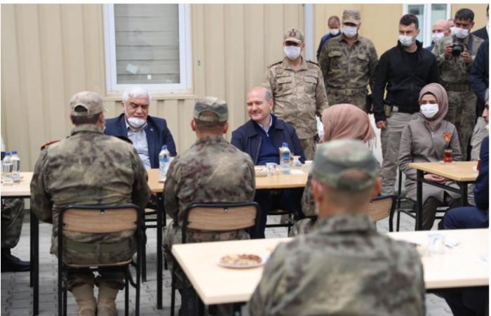 سوريا   أول وزير تركي في سوريا.. وأنقرة تغرق ليبيا بالمرتزقة