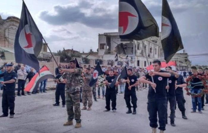 """""""القومي السوري"""" بين ظاهرة """"العومية"""" والمتاريس الطائفية"""